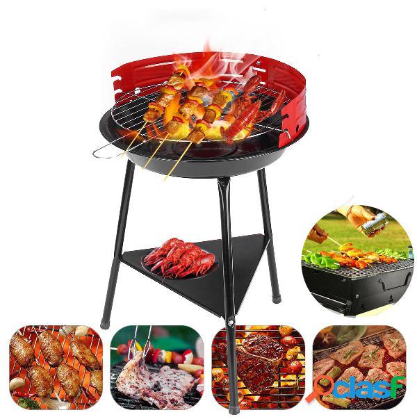 Griglia per barbecue pieghevole Stufa per griglia a carbone