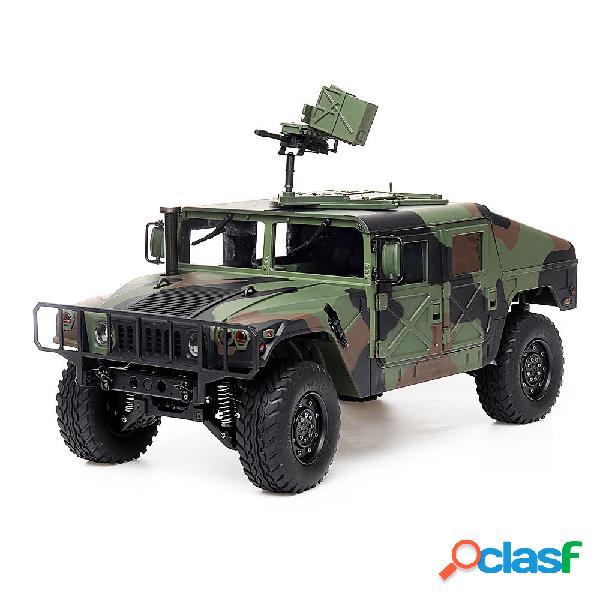 HG P408 Standard 1/10 2.4G 4WD 16CH 30km / h RC Auto US4X4