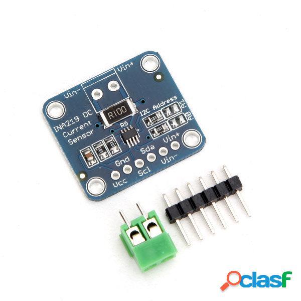 I2c ina219 bidirezionale modulo sensore di corrente del