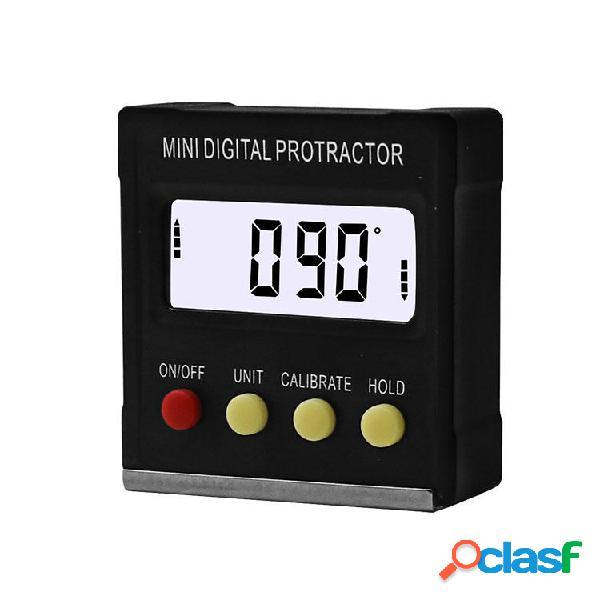 Inclinometro elettronico a 360 gradi mini inclinometro