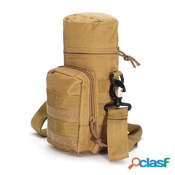 KCASA KC-BC05 Borsa Portabottiglie Con Tec MOLLE Per Viaggi