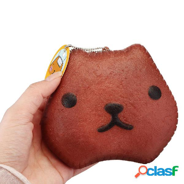 Kapibarasa Capybara Squishy 12cm giocattolo lento in aumento