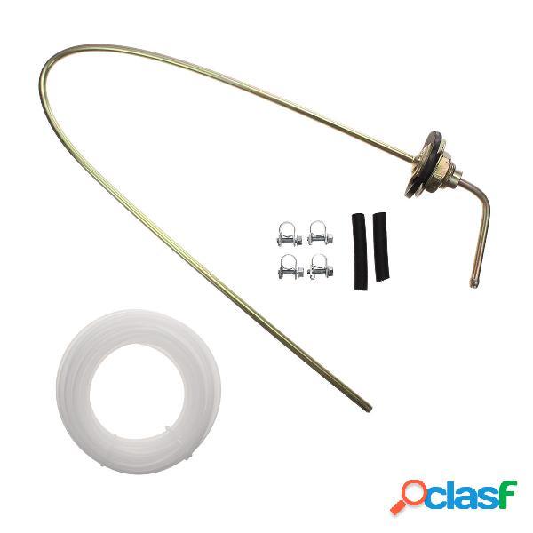 Kit di clip per tubo del supporto di parcheggio del mittente