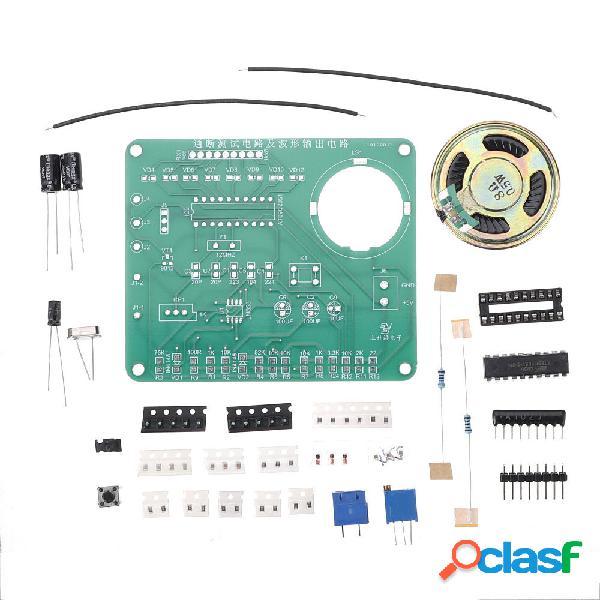 Kit elettronico di competizione ON-OFF Circuito di test e