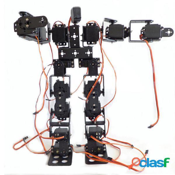 Kit robot da corsa educativo da 17DOF RC per robot da