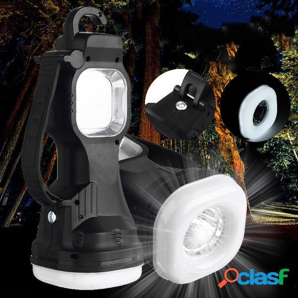 LED solare Flip Charging Light Outdoor campeggio Tenda Light