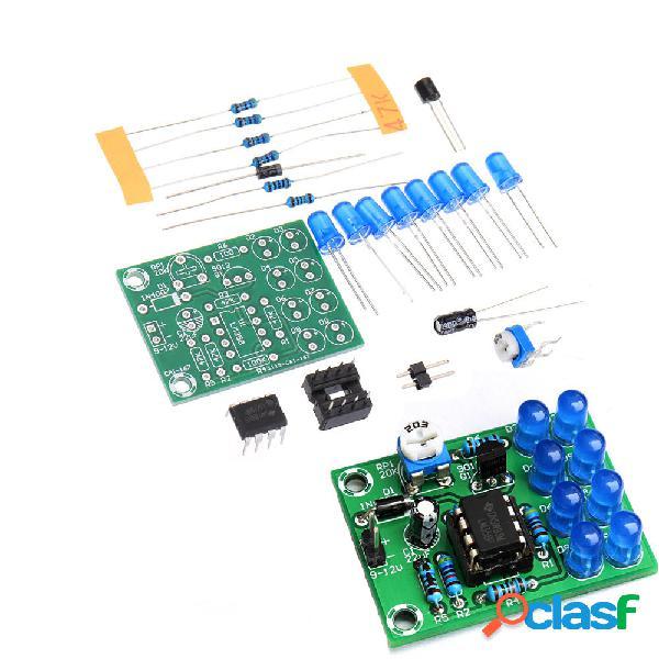 LM358 Kit di produzione di luce respiratoria Parti di