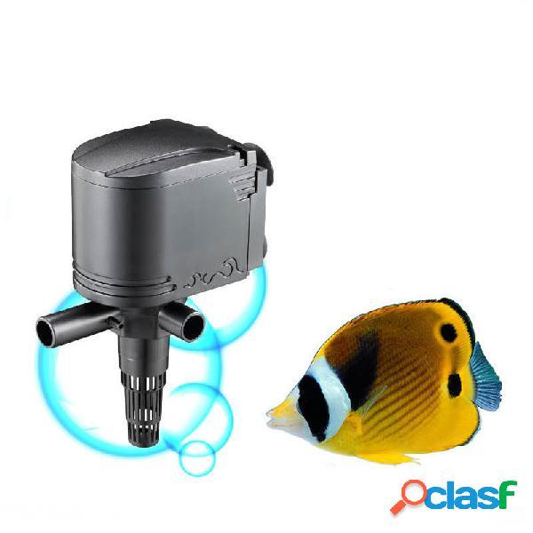 La pompa dellacqua sommergibile del serbatoio di pesce Il