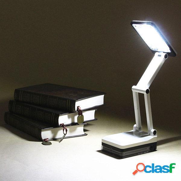 Lampada LED per Lettura Pieghevole Portatile Ricaricabile