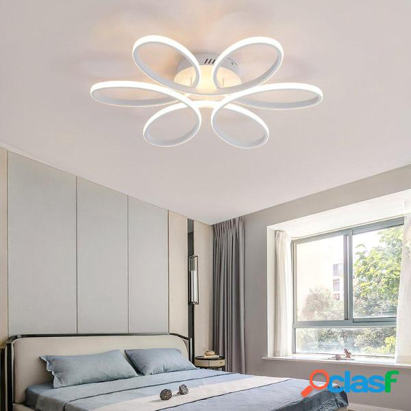 Lampadario in alluminio LED Lampadario a sospensione lampada