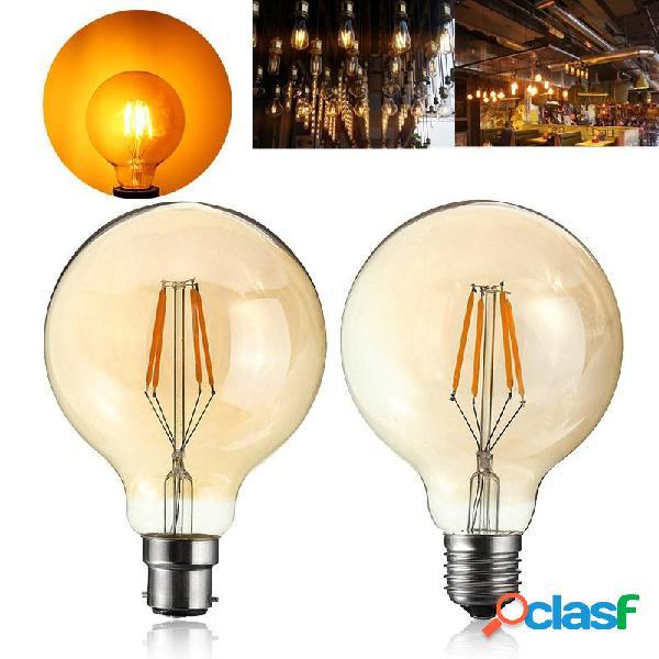 Lampadina LED industriale 4W G95 E27 / B22 Retro COB Edison