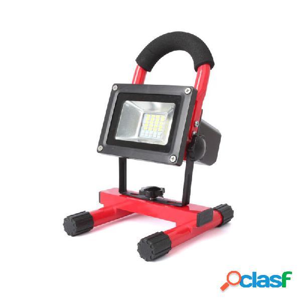 Luce di emergenza esterna a LED portatile campeggio Flood di