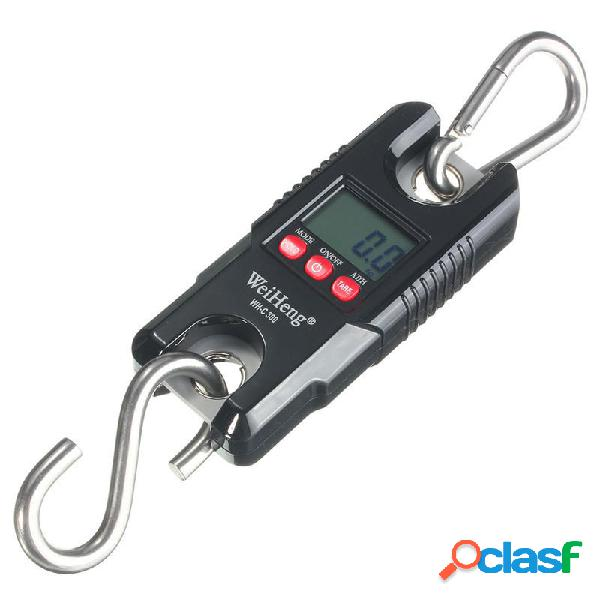 Mini 300kg / 100g Precision Electronic Digital Hanging Scala