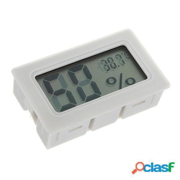 Mini DigitalE LCD Termometro Igrometro Misura di Umidità