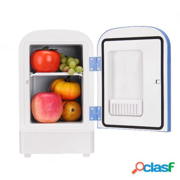 Mini frigorifero auto portatile a doppio isolamento con