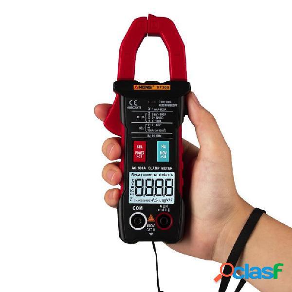 Misuratore analogico digitale ANENG ST205 Clampometro