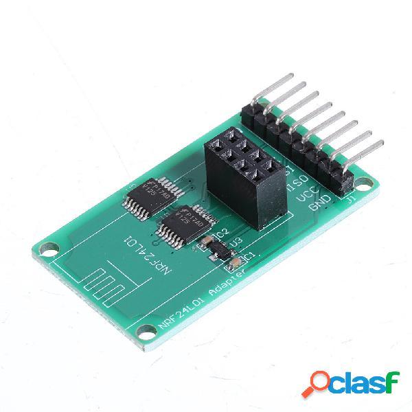 Modulo adattatore ricetrasmettitore wireless 2.4GHz 3.3V /