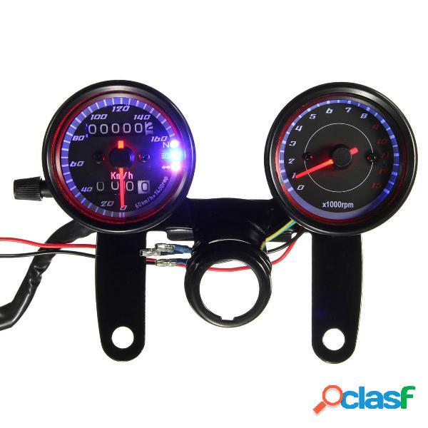 Moto LED retroilluminazione contachilometri tachimetro