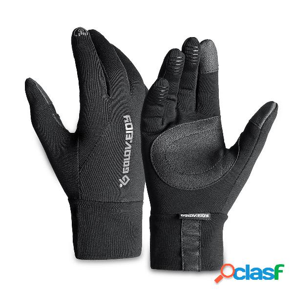 Motocycle Touch Screen Winter Guanti Thermal Warm Velluto