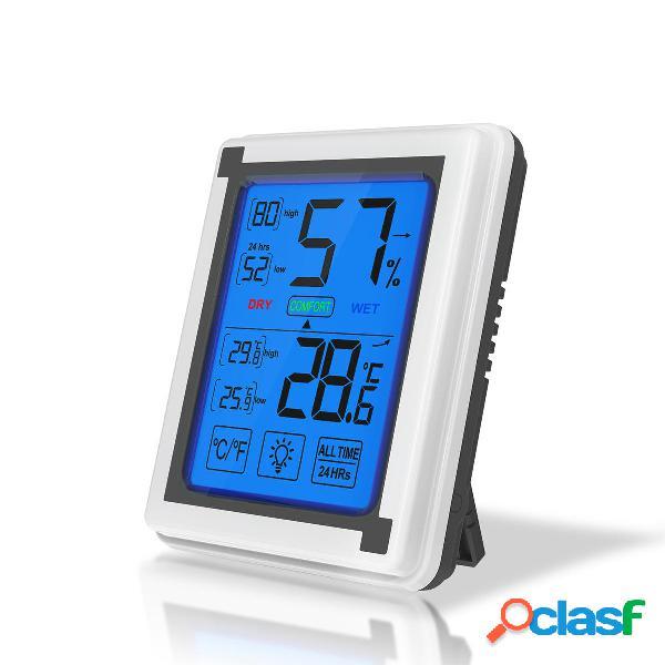 Nuovo monitor LCD touch screen grande digitale Termometro e