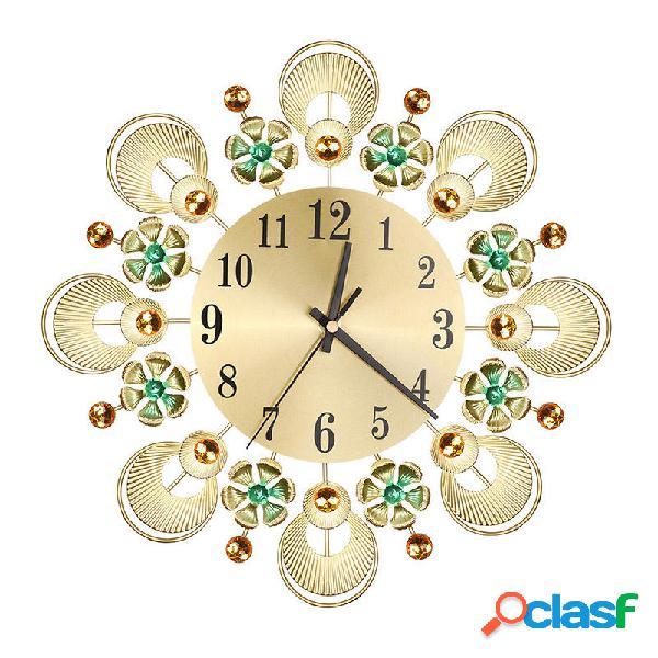 Orologio decorativo europeo retrò orologio da parete in