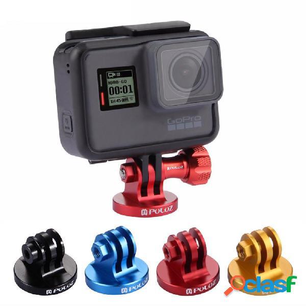 PULUZ PU145 Adattatore per treppiede in alluminio per GoPro