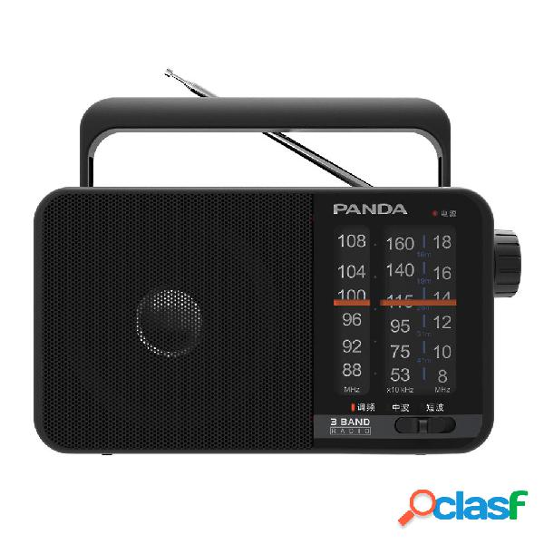 Panda T-15 FM MW SW Radio Mini semiconduttore portatile a