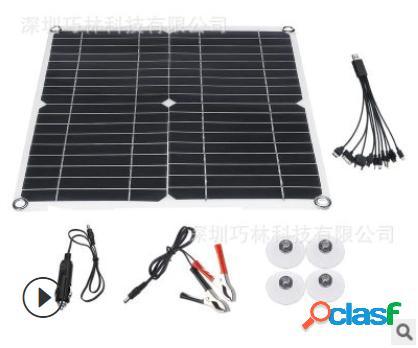 Pannello solare monocristallino IP65 da 40 W 20 V per