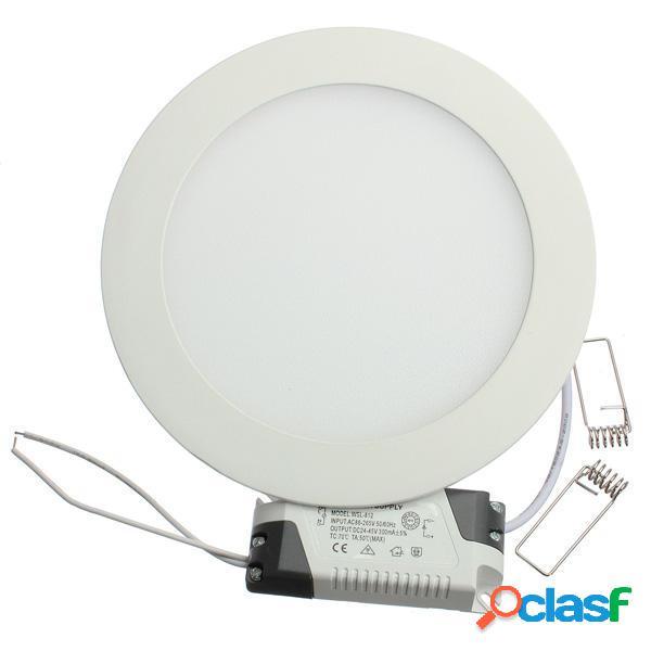 Pannello ultra sottile da soffitto a 12W LED lampada Luce di