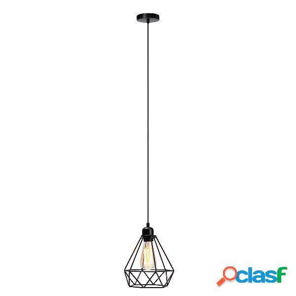 Paralume appeso a soffitto lampada a sospensione per gabbia