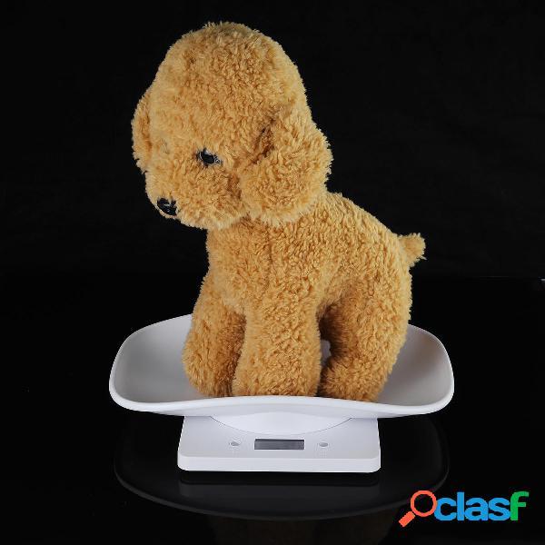 Pet elettronico digitale per bambini Scala Misura il peso di