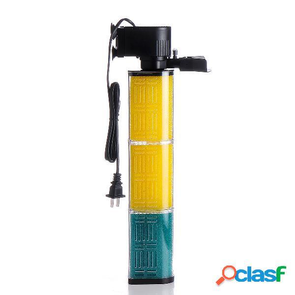 Pompa ad acqua Sommergibile Acquario interno Pompa ad acqua
