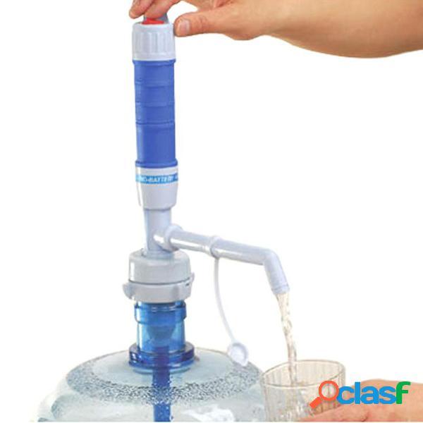 Pompa per acqua potabile con erogatore elettrico elettrico