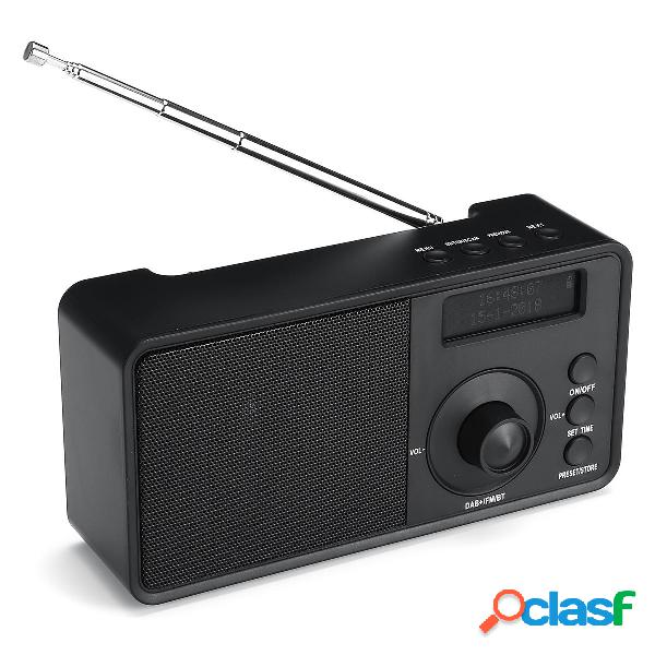 Portatile DAB + Digital Radio Altoparlante stereo bluetooth