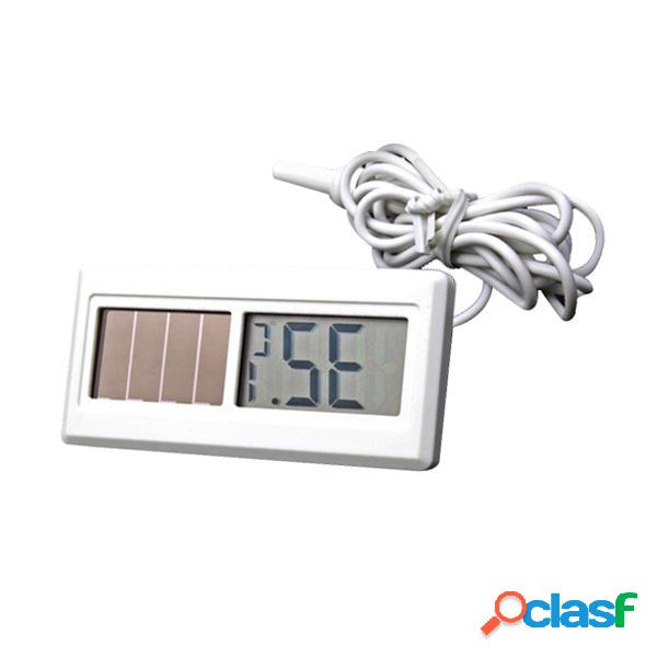Potente impermeabile LCD Sensore digitale Termometro solare