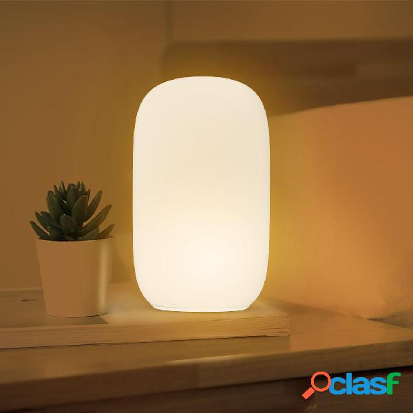 Qualitell ZS2003 Ricarica USB Silicone LED Luce notturna