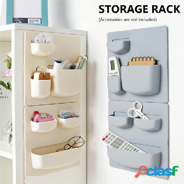 Rack a parete per uso domestico Organizzatore Portaoggetti