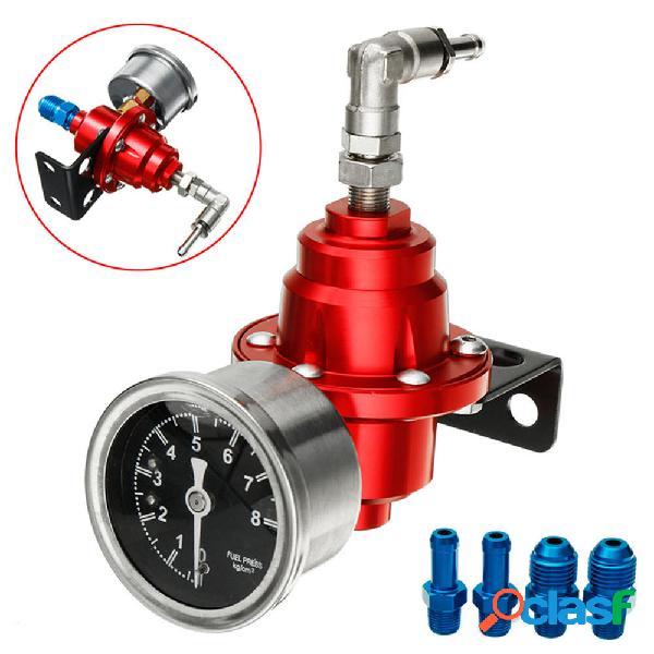Regolatore di pressione auto regolabile con manometro kPa