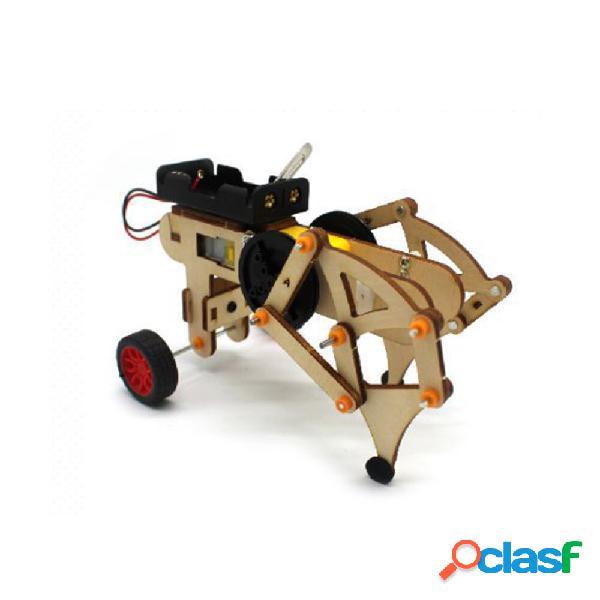 Robot giocattolo STEAM RC STEAM Walking Kit giocattolo robot