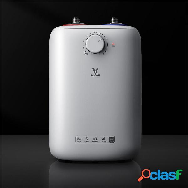 Scaldabagno elettrico VIOMI 1500W 6L temperatura regolabile