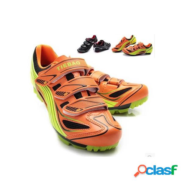 Scarpe bicicletta mountain bike MTB Shoes ciclismo sport