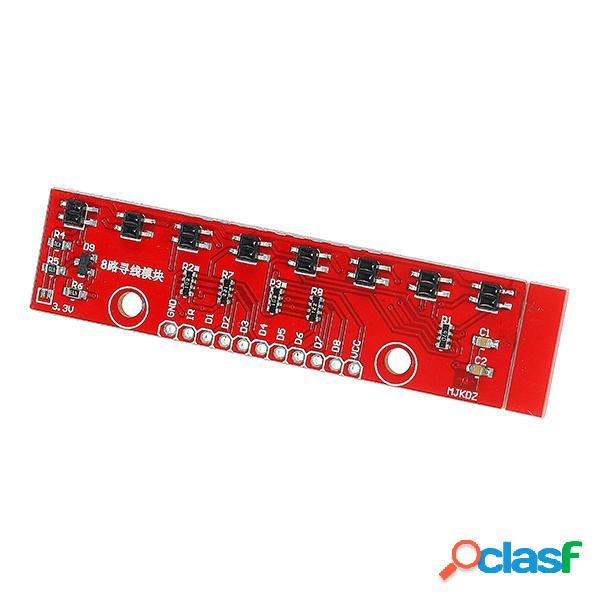 Scheda sensore di rilevamento a infrarossi a 8 canali modulo