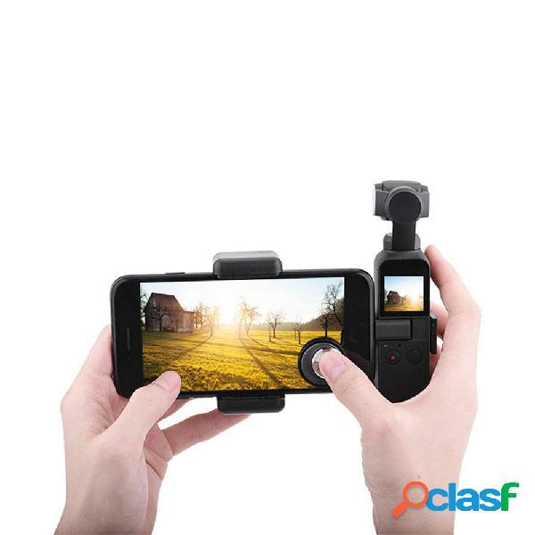 Schermo APP Cam remoto Adattatore a bilanciere per pulsante