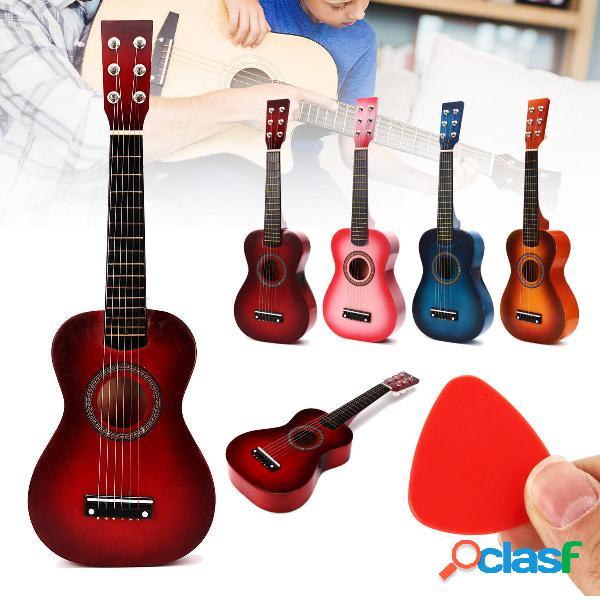 Set di regali per bambini in legno Toy Guitar per bambini