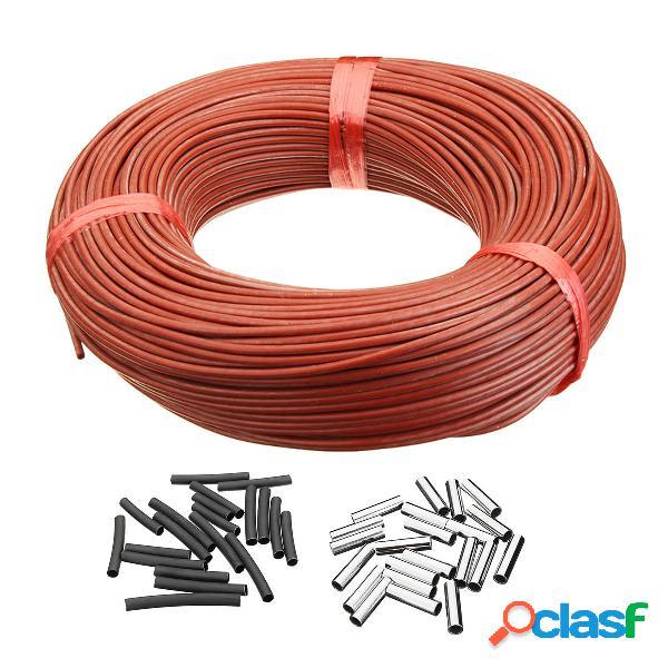 filo termico riscaldante in fibra di carbonio riscaldamento a pavimento 10 metri
