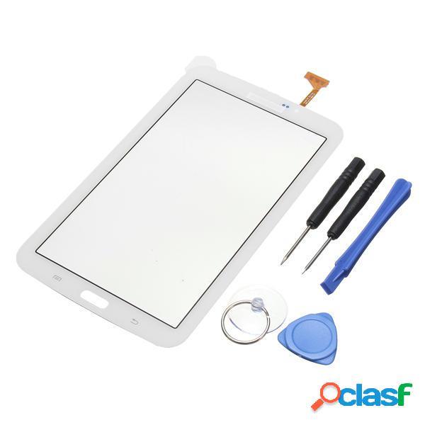 Sostituzione touch screen digitale di vetro da 7 pollici