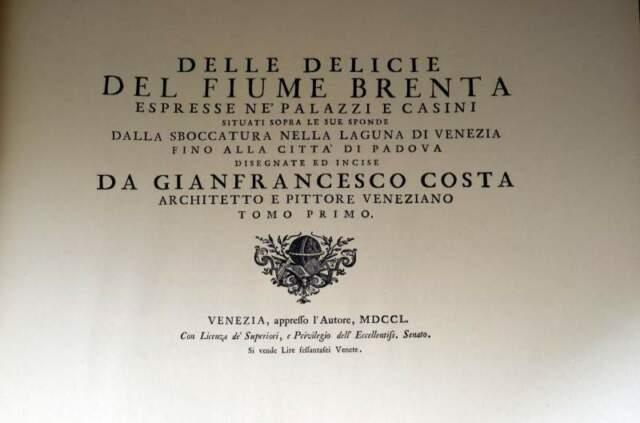 Stampe Francesco Costa