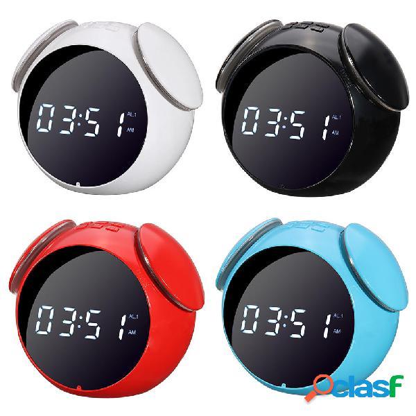 Sveglia senza fili con altoparlante bluetooth per tablet