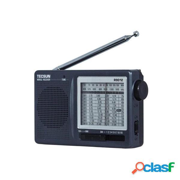 TECSUN R-9012 Multiband 12 Banda FM / AM / SW Alta