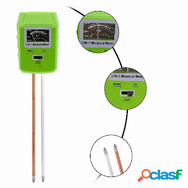 TPH01810 3 In 1 Ph Meter Igrometro / Misuratore di PH Meter